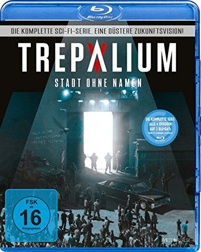 Trepalium - Stadt ohne Namen [Blu-ray] [Edizione: Germania]