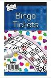 600cartones de bingo papelería para niños adultos diversión, juego juguetes libros páginas Jumbo