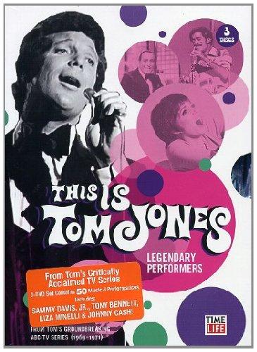 Preisvergleich Produktbild Tom Jones - This Is Tom Jones: Legendary Performances [3 DVDs]