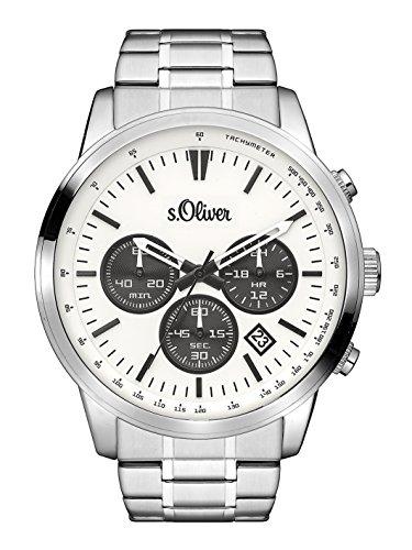 Reloj s.Oliver Time - Hombre SO-3334-MC