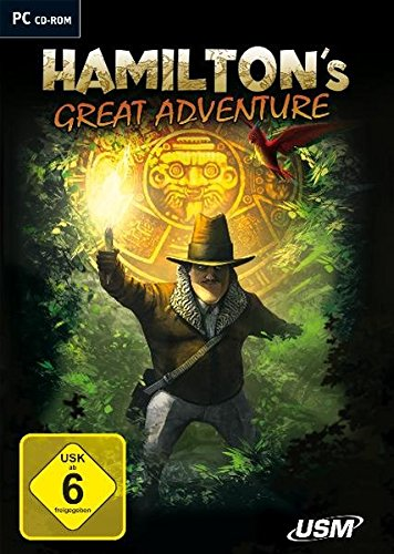 Hamilton's Great Adventure - [PC]