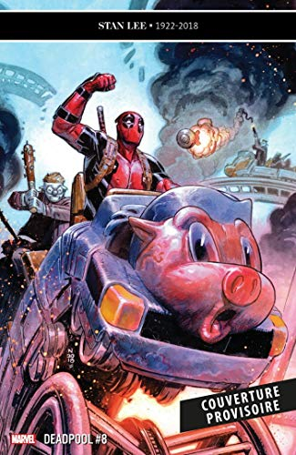 Deadpool (fresh start) Nº8 par Skottie Young