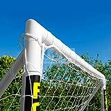 FORZA - 3 x 2 m wetterfestes Fußballtor. Neu: auch mit abnehmbarer Torwand bestellbar! [Net World Sports] (Forzator 3x2m)