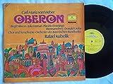 2726 052 Weber Oberon Bayerischen Rundfunks Rafael Kubelin LP