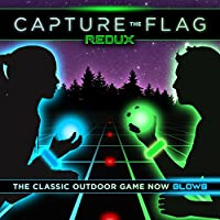 Capture the Flag REDUX - an Indoor & Outdoor Game for Youth Groups, Birthdays and Team Building - Get Ready for Glow-in-the-Dark Fun