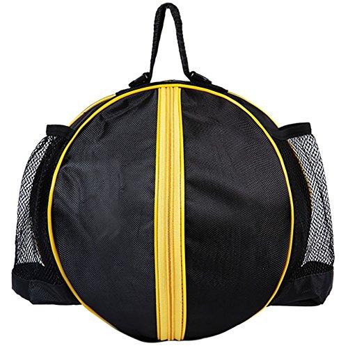 Runde Form Ball Tasche Basketball Fußball Volleyball Rucksack Verstellbarer Schultergurt Rucksäcke Sport Aufbewahrungsbeutel