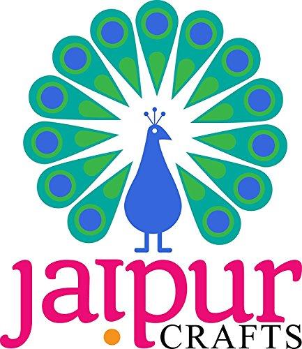 JaipurCrafts 220 TC Flowers Print Reversible Poly Cotton AC Comfort/Blanket/Quilt (Single Bed, 54x84 Inches, Multicolour)