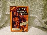 Poetry, Politics and Language (Cultural Politics)
