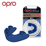 Best Mouthguards - Opro Bronze Level Mouthguard, Adult, Blue Review