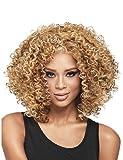Perruque & WIGSTYLE Perruques Fashion nouvelle glueless mélange blond profonde de la mode des femmes bouclés courte perruque de cheveux pour les afro-américaine