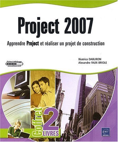 project-2007-coffret-de-2-livres-apprendre-project-et-raliser-un-projet-de-construction
