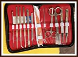 Kit per Dissezione chirurgica 15pz, -student Dissecting kit