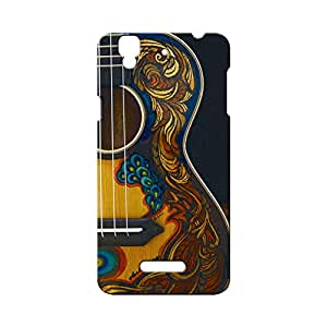 BLUEDIO Designer Printed Back case cover for Micromax Yu Yureka - G6764