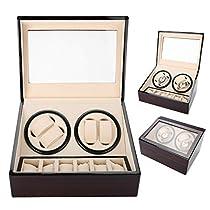 c1d5c27024f4 Caja de Relojes 4+6 Caja de batidos Caja de colección de relojes preciosos  para