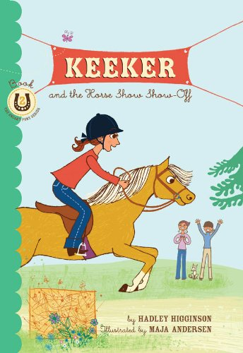 keeker-and-the-horse-show-show-off-book-2-in-the-sneaky-pony-series