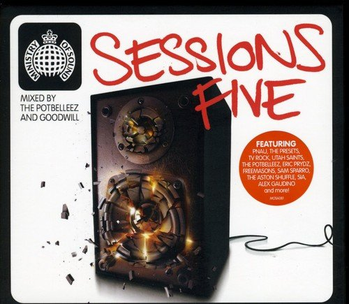 Sessions Five (42 Tracks) Aust Excl