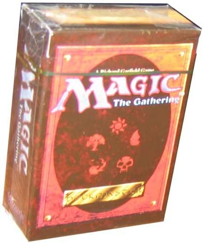 4th Edition Starter TournaHommes t Deck - Fourth - English - Magic: The Gathering | Un Prix Raisonnable