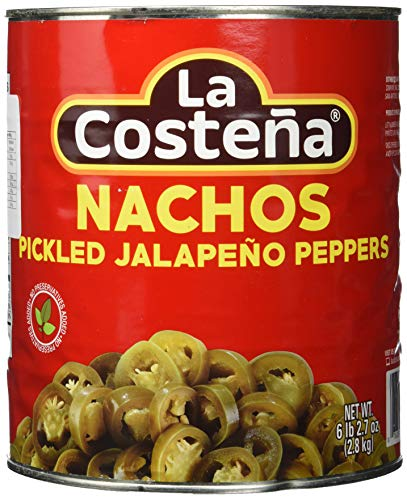 La Costena Jalapeno Nacho, geschnitten, 1er Pack (...