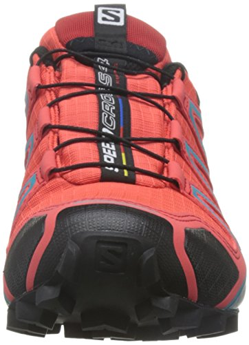 Salomon Speedcross 4 Gtx, Scarpe da Trail Running Donna Red