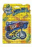 Spielzeug-Set Finger Bike & Brett Skateboard mit Skate-Zubehör Set