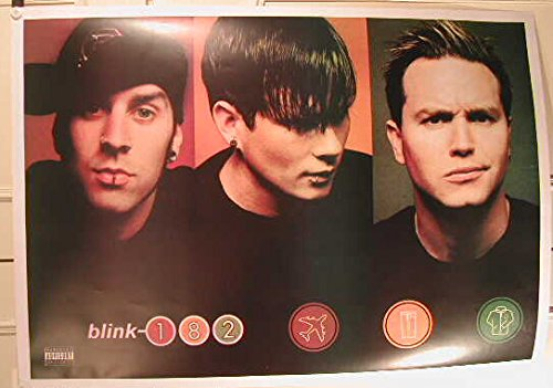 Blink 182-64x 90cm Mostra/Poster