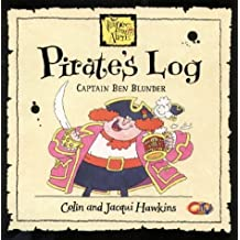 Pirate's Log (Vampires, pirates, aliens) by Colin Hawkins (2001-09-03)