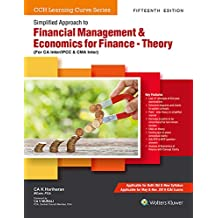 Simplified Approach to Financial Management & Economics for Finance - Theory