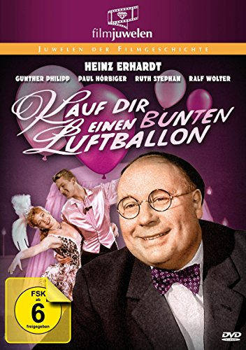 Heinz Erhardt: Kauf Dir einen bunten Luftballon (Filmjuwelen)