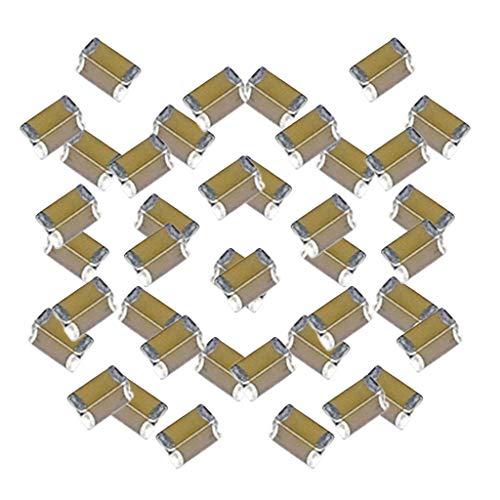 Homyl 1206 Condensateur Puce Céramique 10uf 16V - #2 40pcs