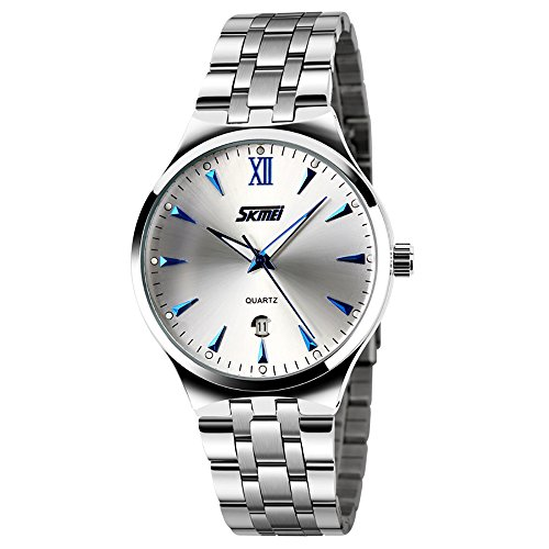 bozlun-classic-mens-quartz-watches-with-stainless-steel-strap-auto-date-business-dress-watches-blue