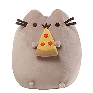 Enesco Enesco-4058937 4058937-Gund Peluche Pizza, Multicolore, Unica Gund Pusheen