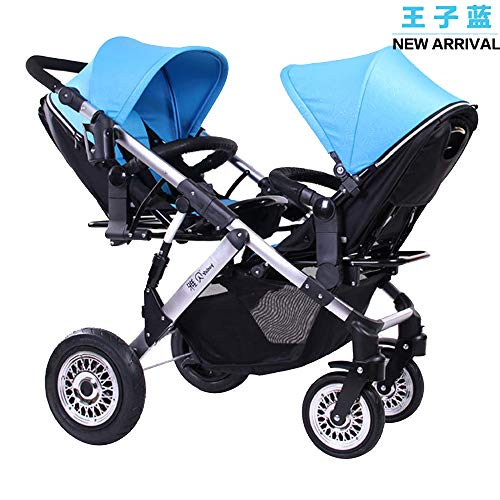 Babyfond Baby Stroller Scenery Two-Way Stroller can sit Down Lightweight Folding Chair high Quality Stroller Twins