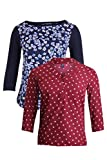 Vvoguish Pack of 2 Casual Tops VV10333DN...