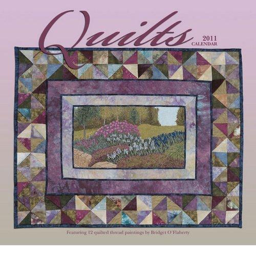 Quilts 2011 Calendar -