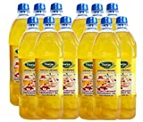 #3: Thanjai Natural Unrefined Wooden Cold Pressed Groundnut Oil/Natural Peanut Oil for Cooking- Heart Health + Cholesterol Free + No Preservatives 12000ml