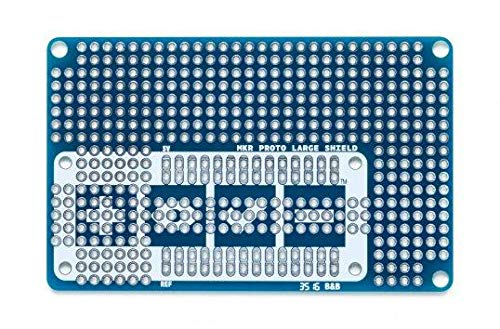 Genuino MKR Proto Large Shield - Compatible with Arduino MKR1000