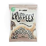 Prozis Choc Krispees - Riso con Cioccolato Fondente 30 g - Spuntino croccante e leggero, attento alle calorie