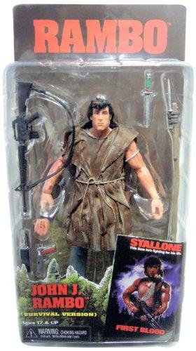 Preisvergleich Produktbild Rambo - Survival 17 cm Fig.