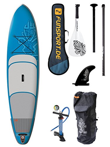 "Starboard Astro Drive Zen 10'5"" iSUP + 3tlg. Starboard Paddel - Stand Up Paddle Set"