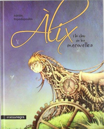 Portada del libro Alix i la clau de les meravelles