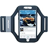 Brazalete Deportivo Movil Universal iPhone 6 6s, Mpow Brazaletes Impermeables con Larga Extensión Banda del Brazo para Mujer / Hombre Antideslizante Ajustables para Correr Gimnacio