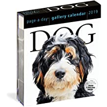Dog Page-a-Day Gallery Calendar 2019