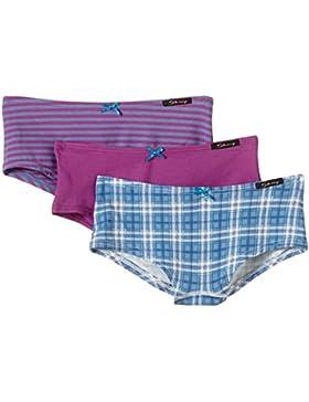 Skiny Mädchen Unterhose Multipack Panty