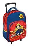 Undercover FSBT8126 Kindergartentrolley, Feuerwehrmann Sam, ca. 26 x 36 x 10 cm