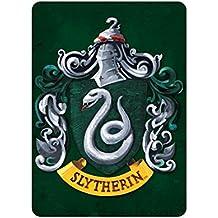 harry potter de metal iman de nevera insignia casa Slytherin oficial serpiente cresta