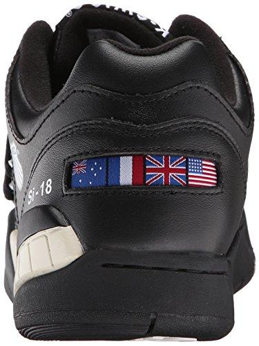 K-Swiss, Sneaker uomo Nero