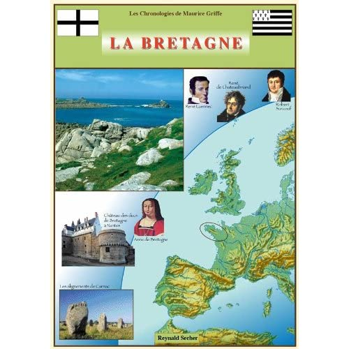 CHRONOLOGIE DE LA BRETAGNE