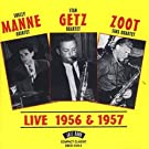 Live 1956 & 1957 by Various Artists (1996-01-18)