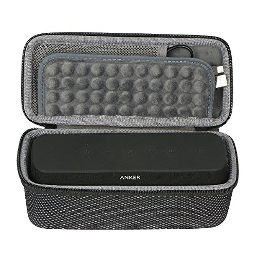 Étui de Voyage Rigide Housse Cas pour Anker SoundCore Boost Enceinte Bluetooth 20W avec fonction BassUp par co2CREA 0682698421130