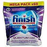 Finish Quantum Max Powerball, Geschirrspül-Tabs regulär 60 Tabs